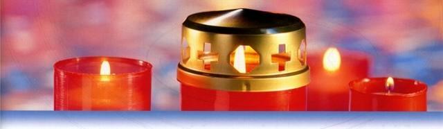 Svíčka iluminační olejová č. 3 [1 ks]