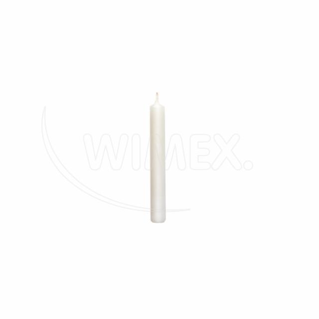 Svíčka do lampionu 100 mm bílá [6 ks]