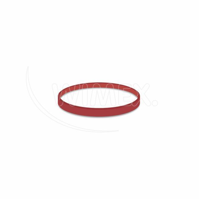 Gumička červená silná (3 mm, Ø 5 cm) [1 kg]