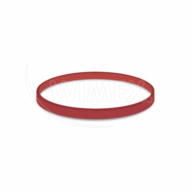 Gumička červená silná (4 mm, Ø 8 cm) [1 kg]