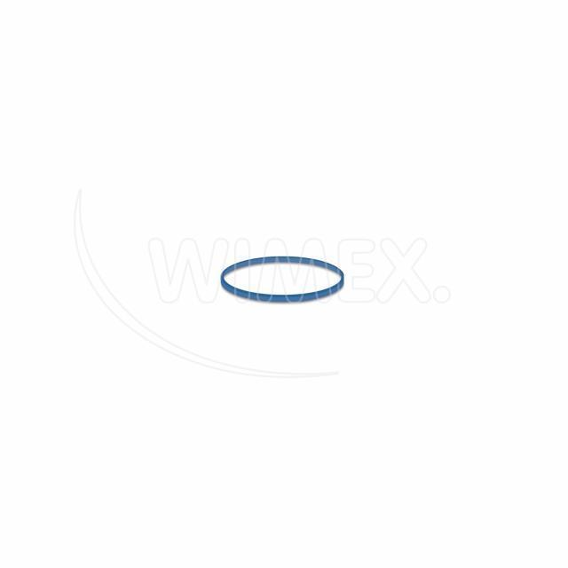 Gumička modrá slabá (1 mm, Ø 2 cm) 50 g [1 bal.]