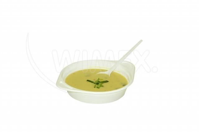 Šálek na polévku bílý (PP) 500 ml [10 ks]