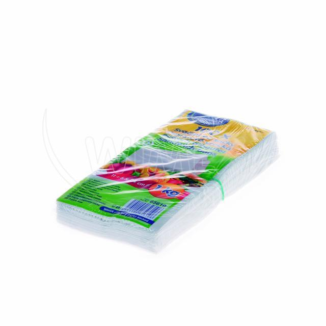 Svačinový papírový sáček 1kg (12+5 x 24 cm) [100 ks]