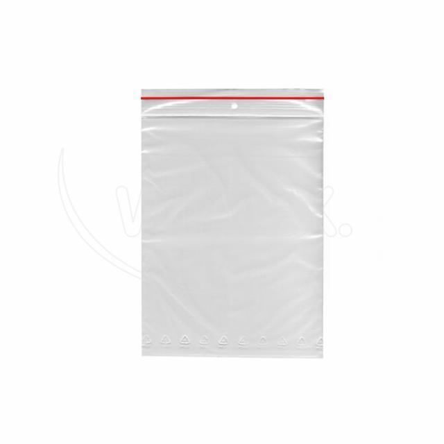 Rychlouzavírací sáček 8 x 18 cm [1000 ks]