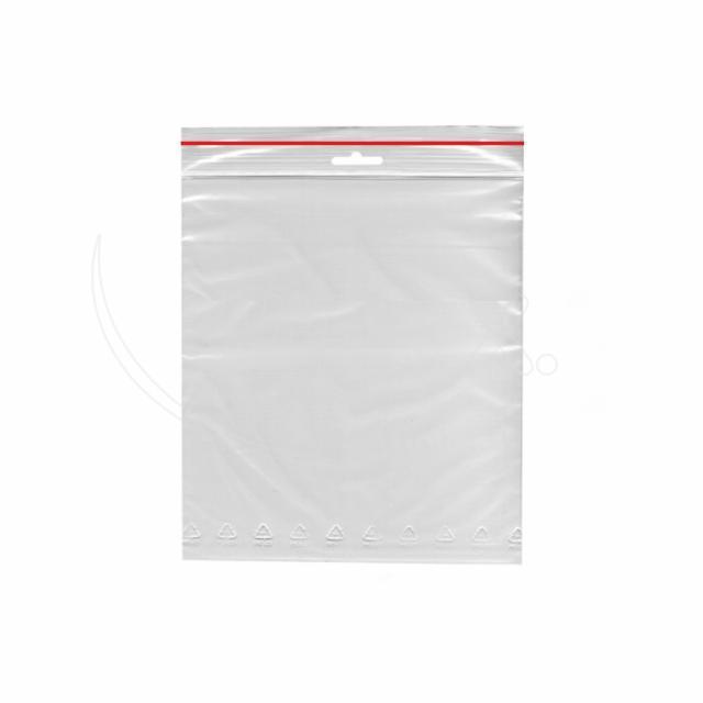 Rychlouzavírací sáček 20 x 25 cm [100 ks]
