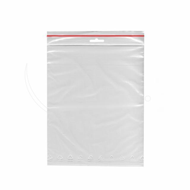 Rychlouzavírací sáček 23 x 32 cm [1000 ks]