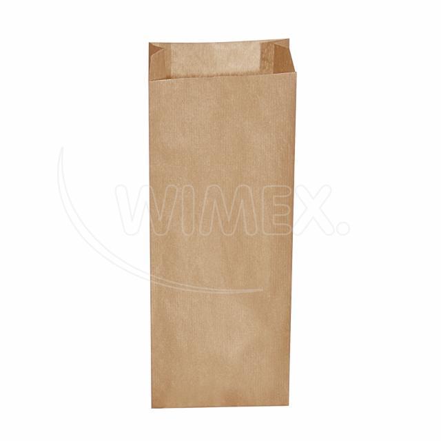 Svačinový pap. sáček hnědý 3kg (15+7 x 42 cm) [500 ks]