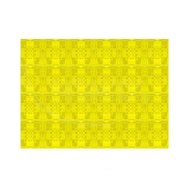 Papírové prostírání 30 x 40 cm žluté [100 ks]