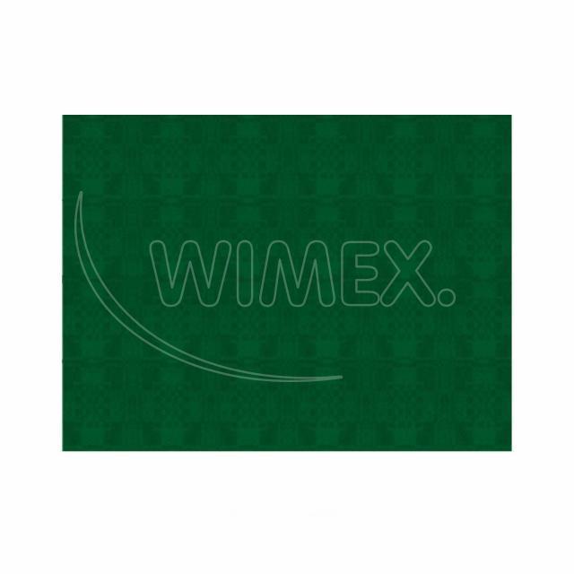 Papírové prostírání 30 x 40 cm tmavě zelené [100 ks]