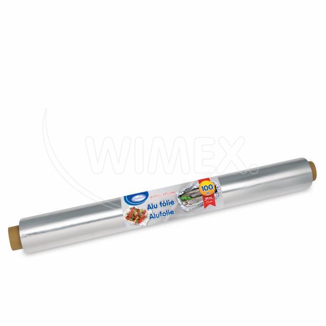 Alu fólie -extra silná- 60cmx100m, 17µm jednotl. balená [1 ks]