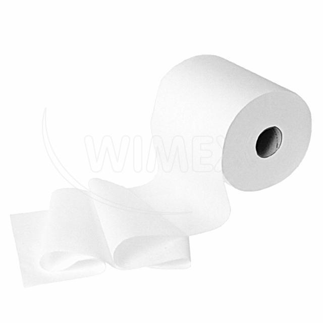 Ručník tissue, rolovaný 3vrstvý 20 cm x 100 m, bílý [6 ks]