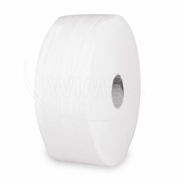 Toaletní papír tissue JUMBO 2vrstvý Ø 27 cm, bílý [6 ks]