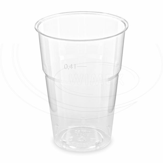 Kelímek krystal 0,4 l (Ø 95 mm) [40 ks]