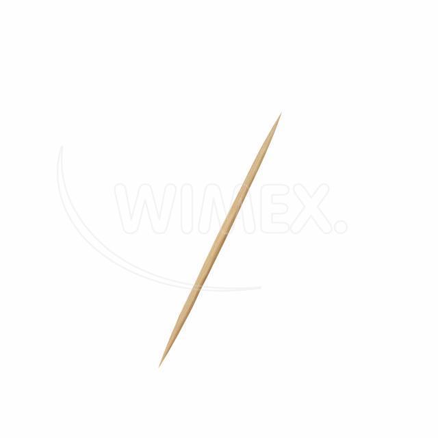 Dřevěné párátko Ø 2 x 65 mm [100 ks]