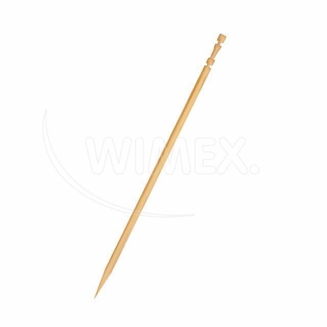 Dřevěné napichovátko Ø 2,5 x 80 mm [50 ks]