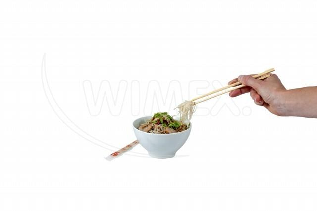 Čínské hůlky 21 cm (hyg. balené po páru) [50 párů]
