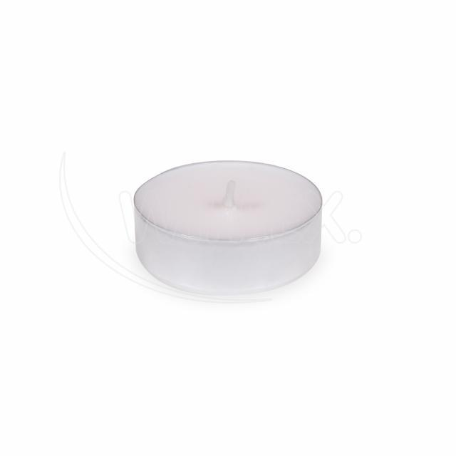 Svíčka čajová JUMBO Ø 58 mm, 10 h. [20 ks]