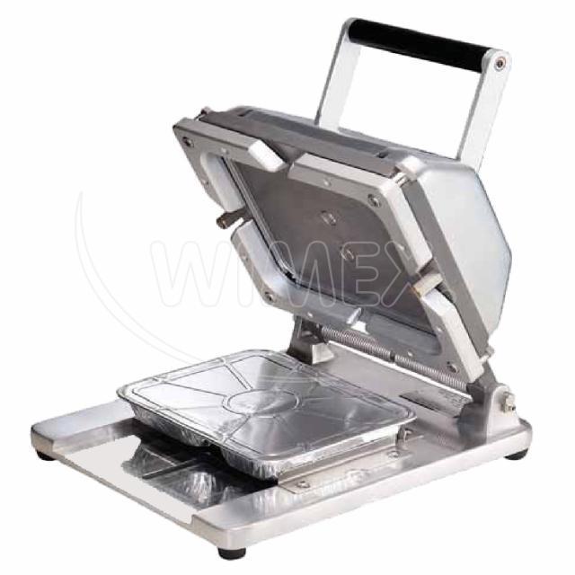 Stroj pro zavírání ALU menu misek [1 ks]