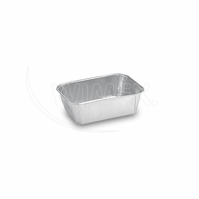 Miska hranatá ALU (550 ml) 14,9 x 10,9 x 4,5 cm [50 ks]