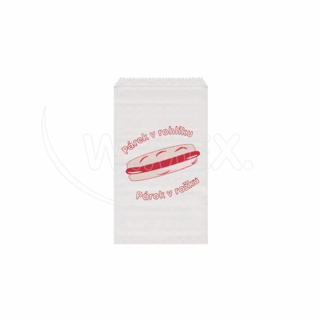 Sáčky na párek v rohlíku 9 x 14 cm [500 ks]
