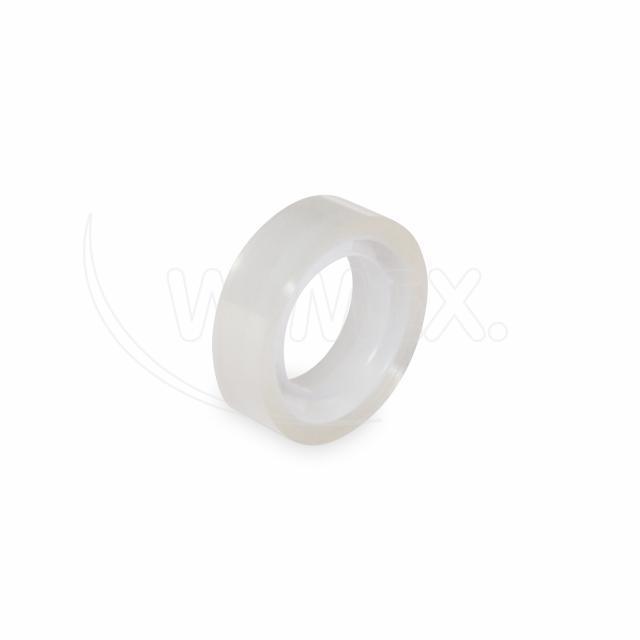 Lepící páska průhledná 10 m x 12 mm [12 ks]