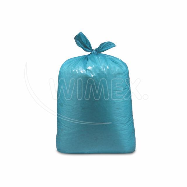 Pytel na odpadky modrý 70x110cm, 120 l, Typ 40 [25 ks]