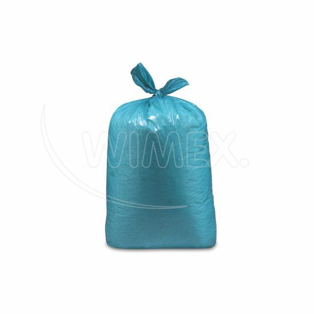 Pytel na odpadky modrý 57,5x100cm, 70 l, Typ 40 [25 ks]