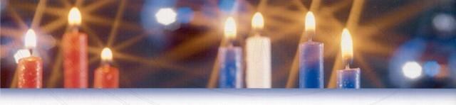 Svíčka rovná 170 mm bílá [20 ks]