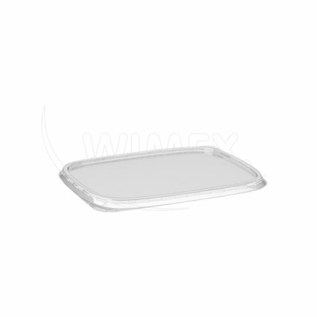 Víčko průhledné pro misky hranaté (PP) [1000 ks]