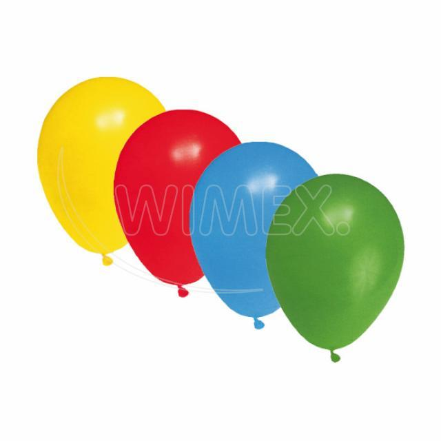 "Nafukovací balónek barevný mix ""S"" [100 ks]"
