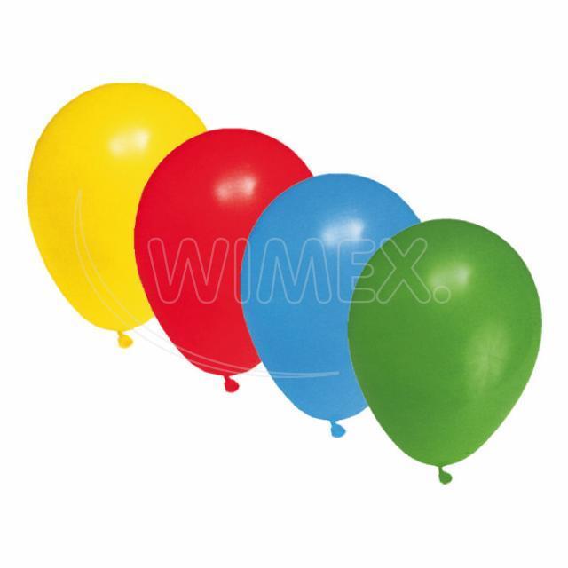 "Nafukovací balónek barevný mix ""M"" [100 ks]"