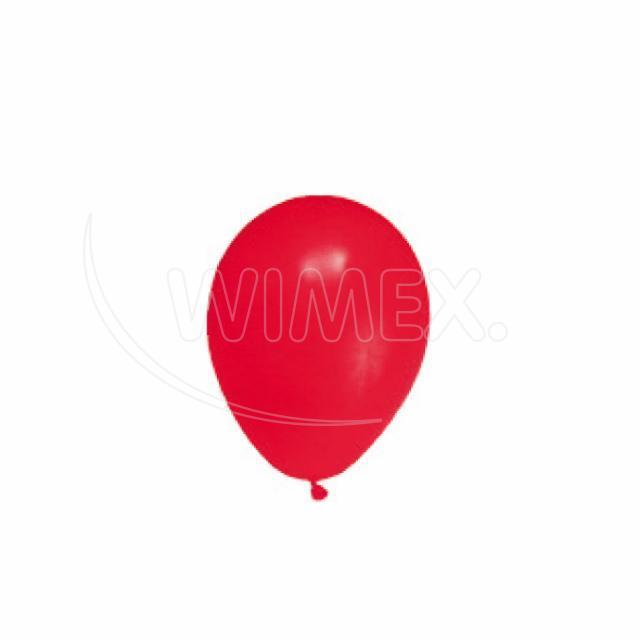 """Nafukovací balónek červený """"M"""" [100 ks]"""
