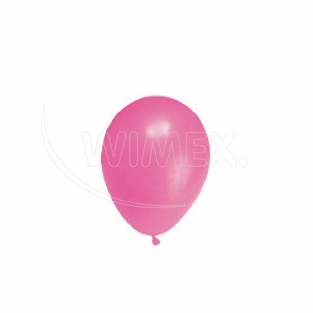 "Nafukovací balónek růžový ""M"" [10 ks]"