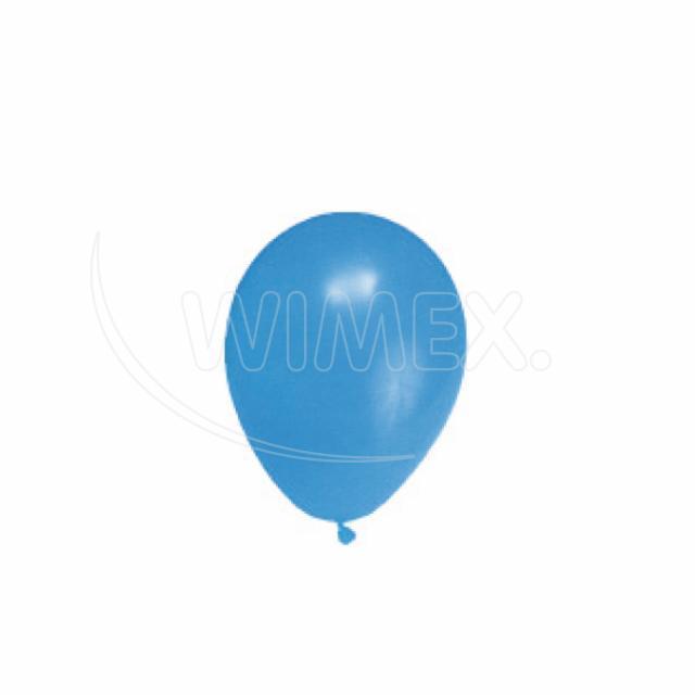 """Nafukovací balónek tmavě modrý """"M"""" [10 ks]"""