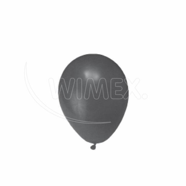"""Nafukovací balónek černý """"M"""" [10 ks]"""