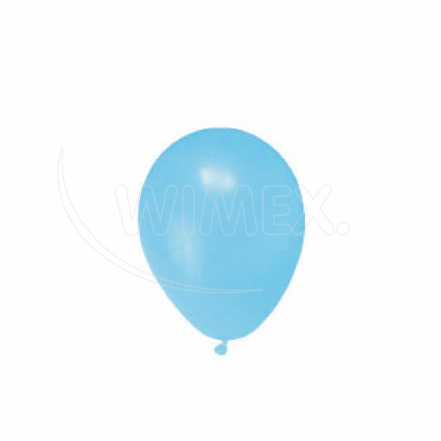 """Nafukovací balónek světle modrý """"M"""" [10 ks]"""