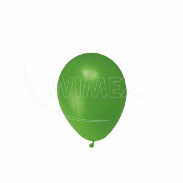 """Nafukovací balónek zelený """"M"""" [10 ks]"""
