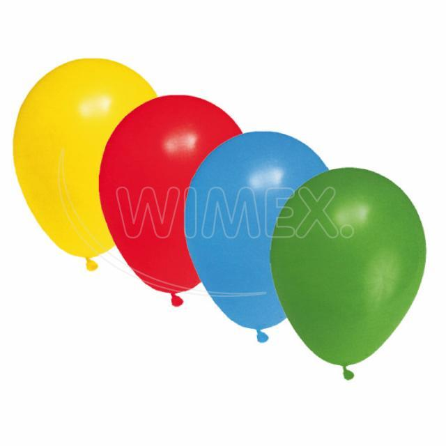 "Nafukovací balónek barevný mix ""L"" [10 ks]"