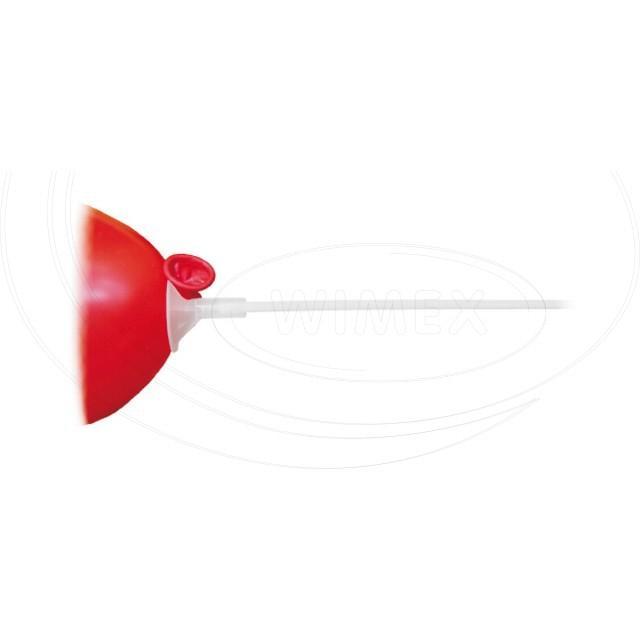 Stojánek z umělé hmoty na balónky 40 cm [10 ks]