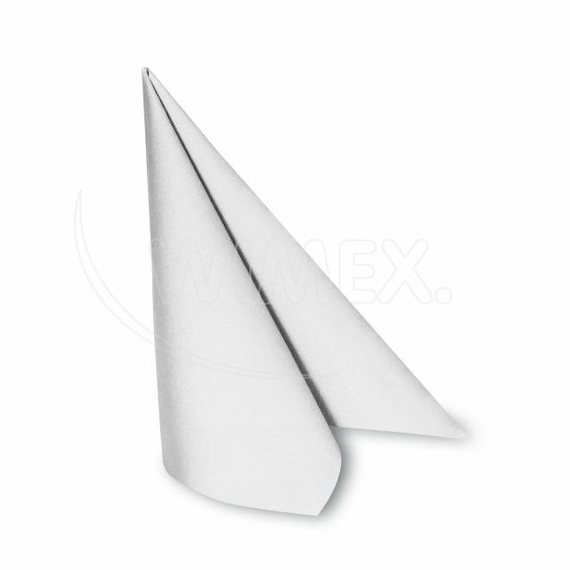 Ubrousek PREMIUM 40 x 40 cm bílý [50 ks]