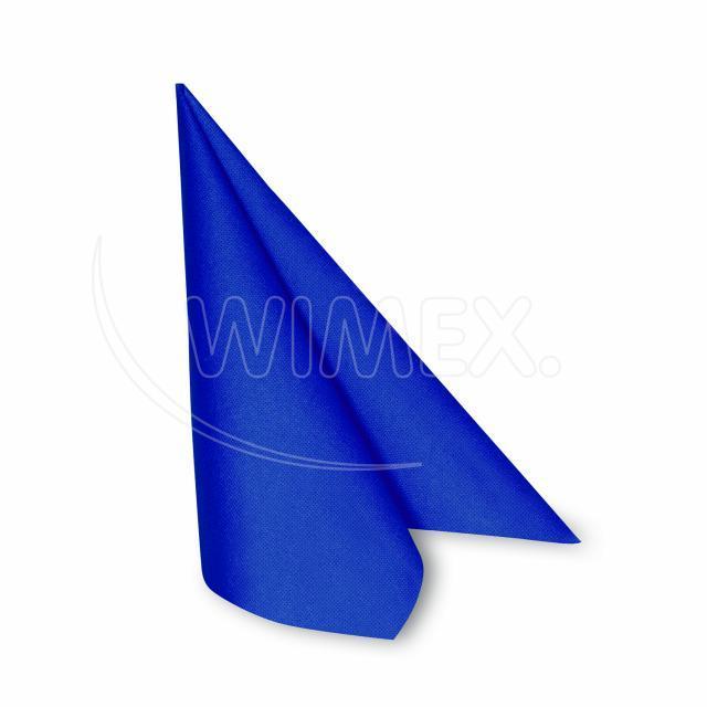 Ubrousek PREMIUM 40 x 40 cm tmavě modrý [50 ks]