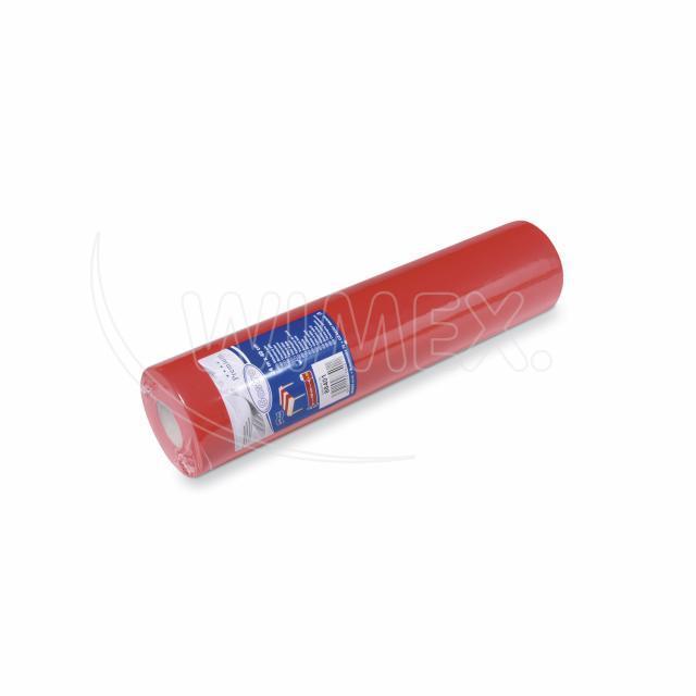 Středový pás PREMIUM, 40 cm x 24 m, červený [1 ks]