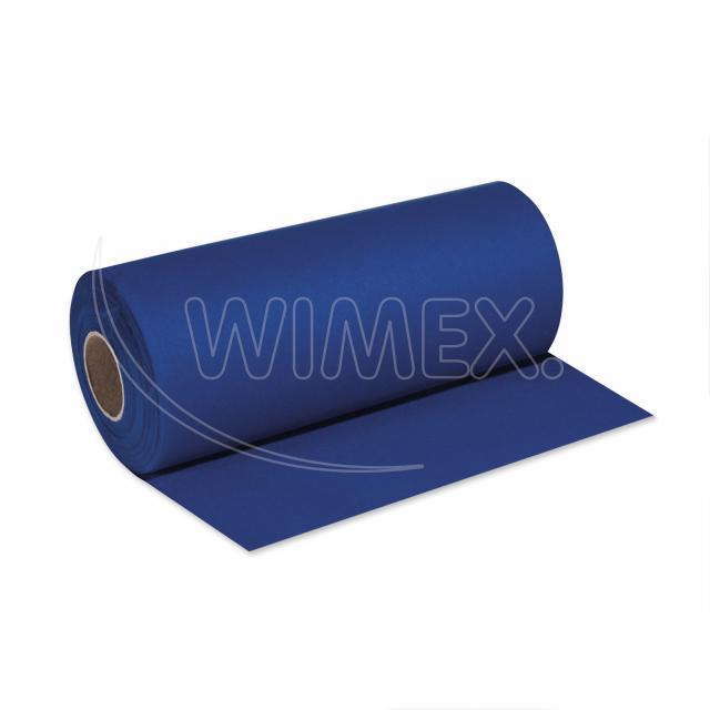 Středový pás PREMIUM 24 m x 40 cm tmavě modrý [1 ks]