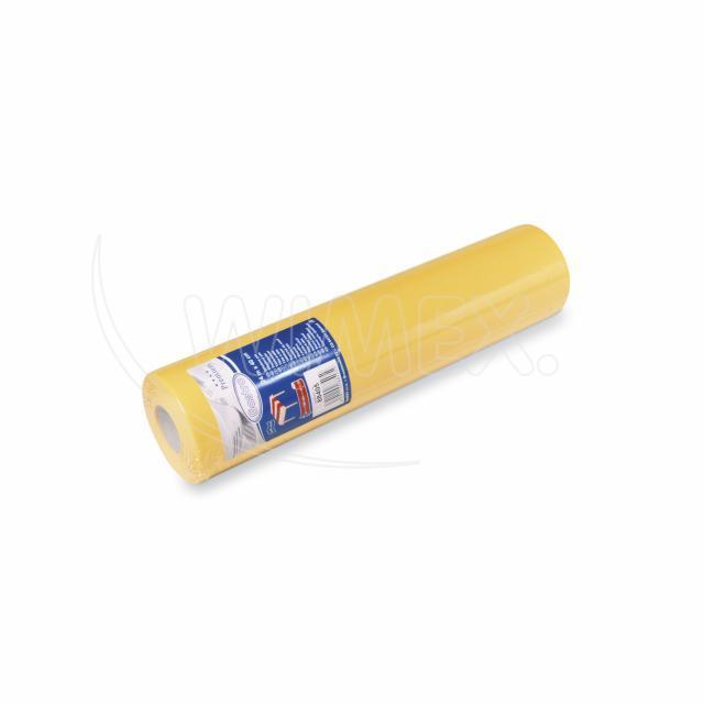 Středový pás PREMIUM, 40 cm x 24 m, žlutý [1 ks]