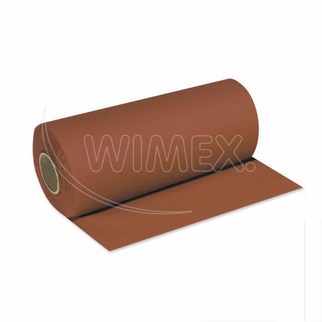 Středový pás PREMIUM 24 m x 40 cm hnědý [1 ks]