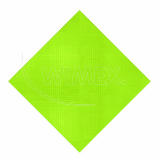 Napron PREMIUM 80 x 80 cm žlutozelený [20 ks]