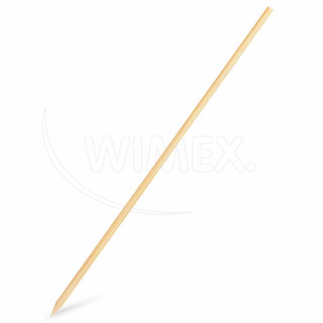 Bambusová špejle hrocená 30 cm, Ø 3 mm [200 ks]