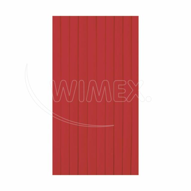 Stolová sukýnka PREMIUM 4 m x 72 cm červená [1 ks]