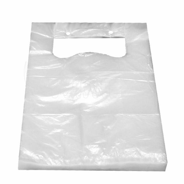 Taška 5kg HDPE transparentní v bloku [100 ks]