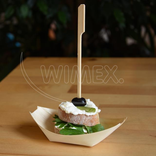 Bambusový bodec na jednohubky 18 cm [250 ks]